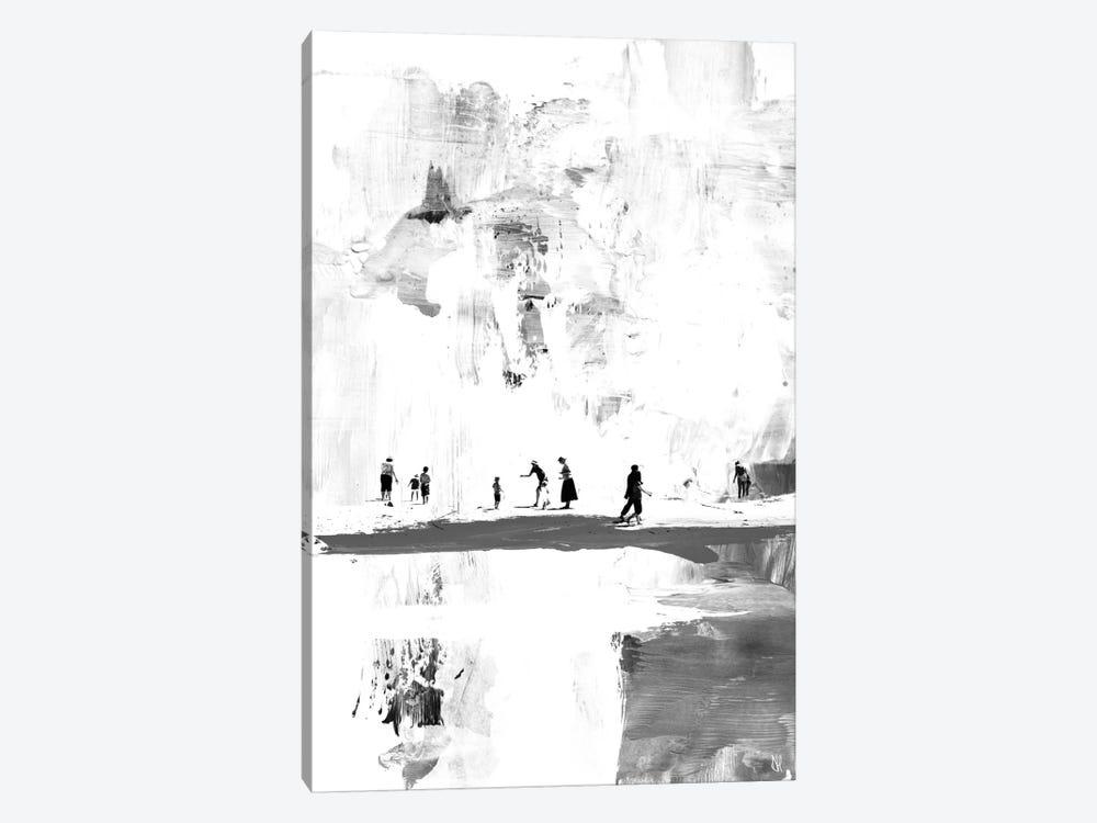 Beachy III by Dan Hobday 1-piece Canvas Art Print