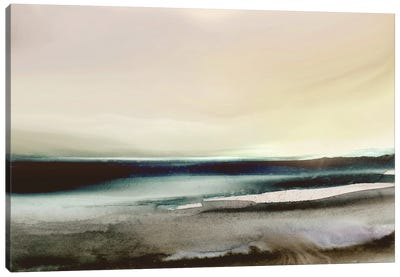 DawnHorizon Canvas Art Print
