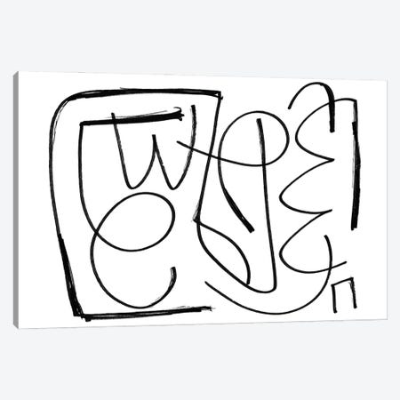 Simple Canvas Print #HOB193} by Dan Hobday Canvas Wall Art