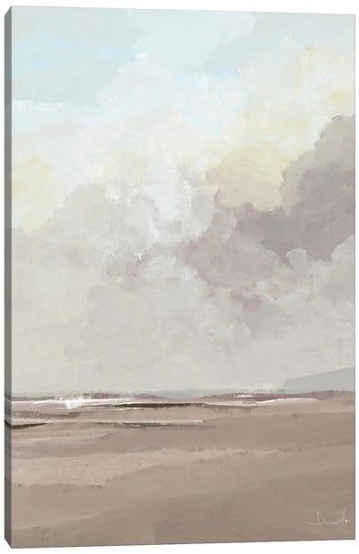 Beach Tide Canvas Art Print