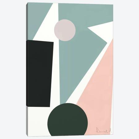 Calm I Canvas Print #HOB21} by Dan Hobday Canvas Art