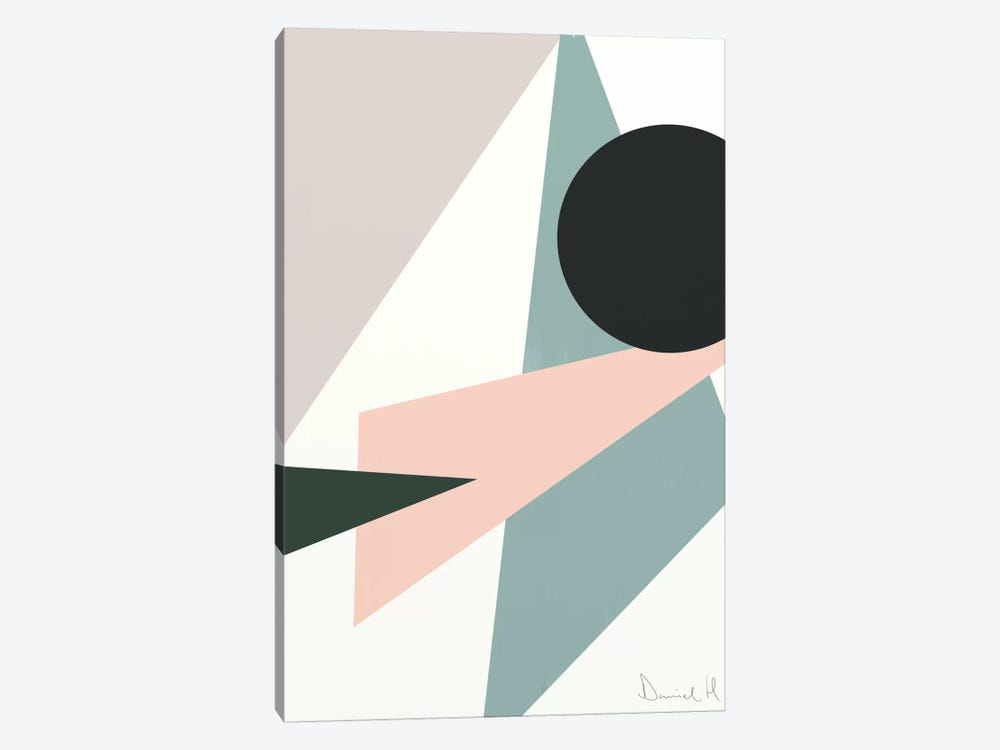 Calm II by Dan Hobday 1-piece Canvas Art