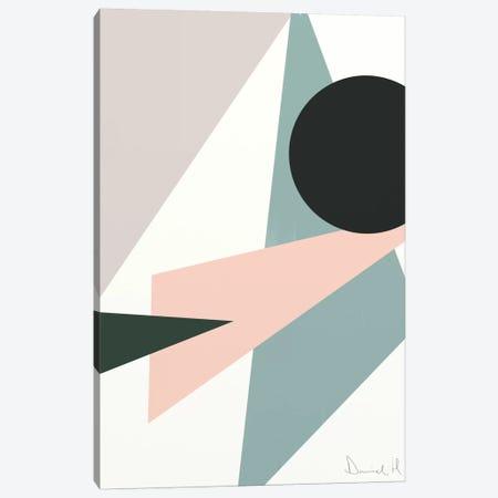 Calm II Canvas Print #HOB22} by Dan Hobday Canvas Artwork