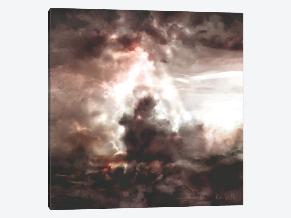 Cloud Dream by Dan Hobday 1-piece Canvas Print