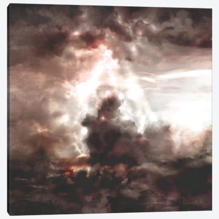 Cloud Dream 3-Piece Canvas #HOB23} by Dan Hobday Canvas Artwork