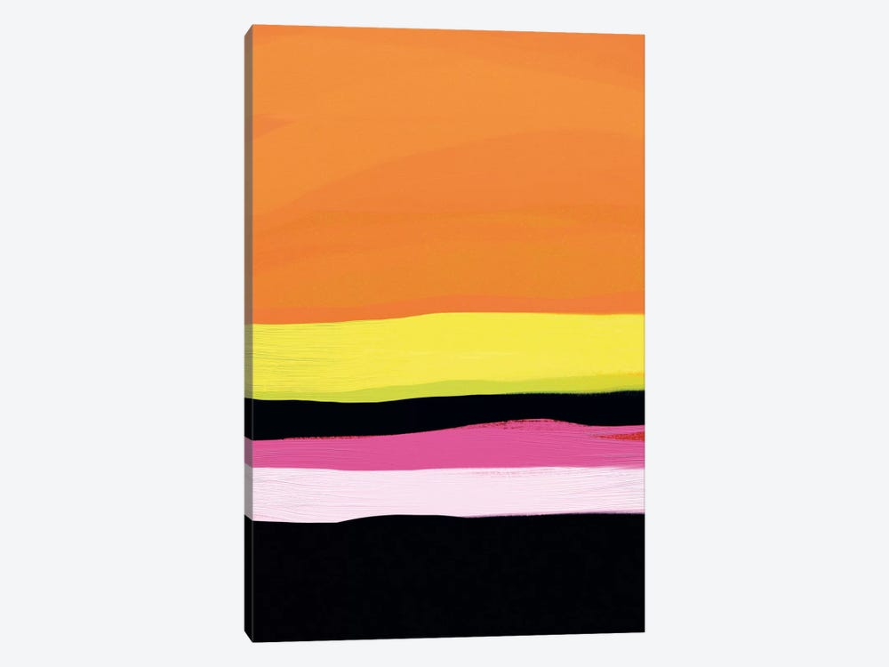 Colours I by Dan Hobday 1-piece Canvas Print