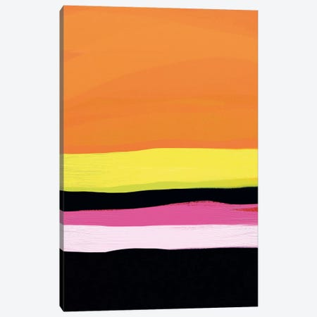 Colours I Canvas Print #HOB25} by Dan Hobday Canvas Print