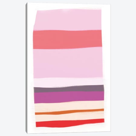 Colours II Canvas Print #HOB26} by Dan Hobday Art Print