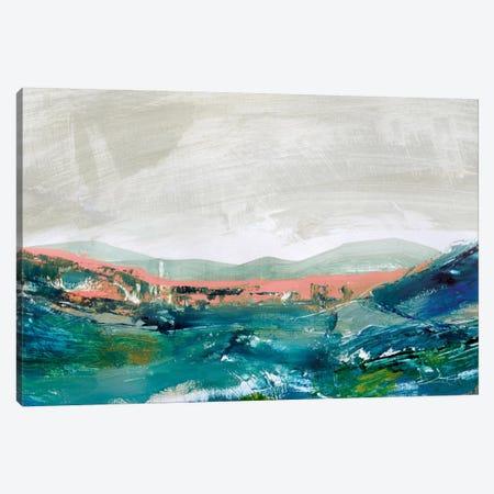 Cornwall Canvas Print #HOB27} by Dan Hobday Art Print