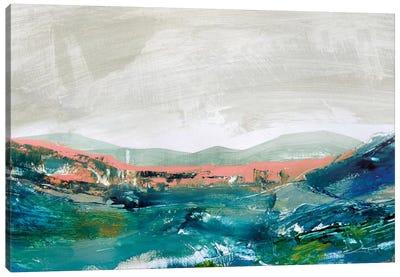 Cornwall Canvas Art Print