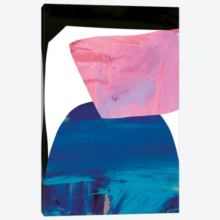 Disco Canvas Print #HOB30} by Dan Hobday Canvas Print