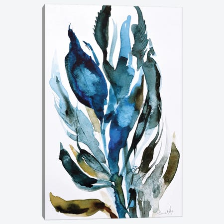 Fauna Canvas Print #HOB38} by Dan Hobday Art Print