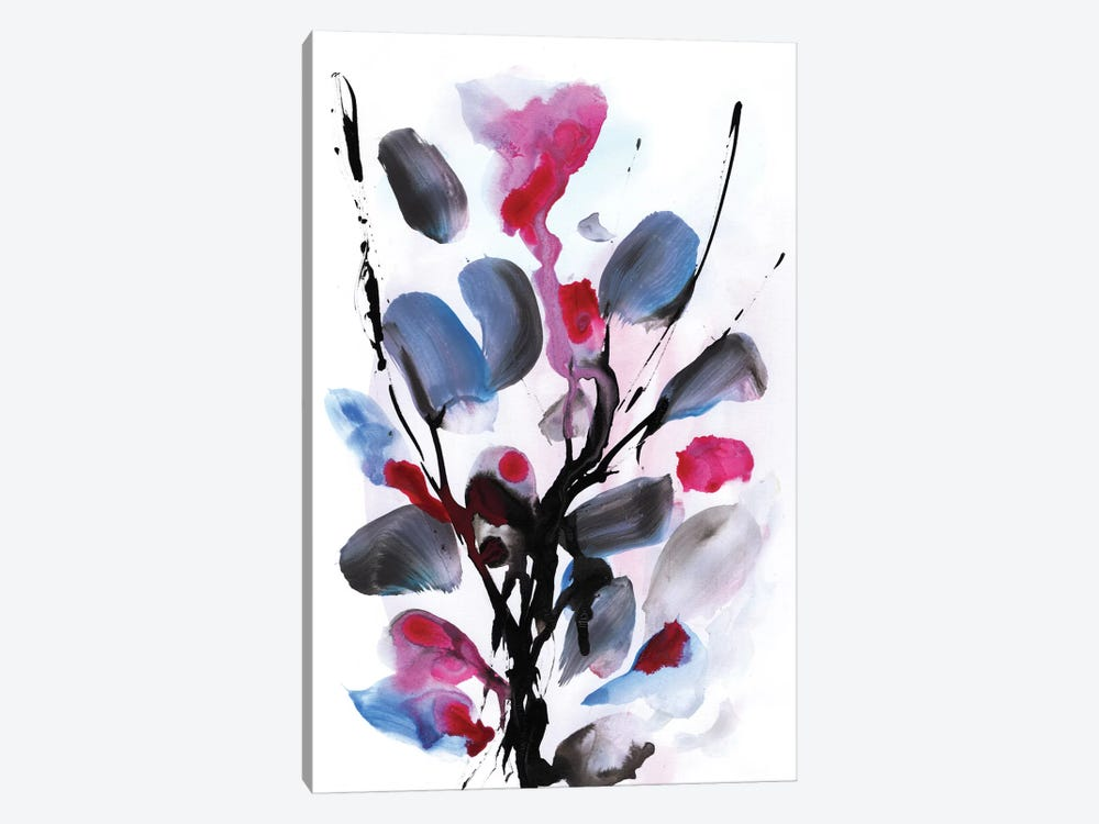 Floral II by Dan Hobday 1-piece Canvas Artwork