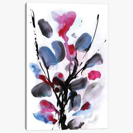 Floral II Canvas Print #HOB42} by Dan Hobday Canvas Wall Art