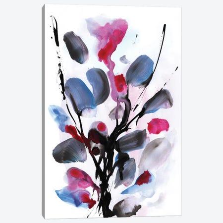 Floral II Canvas Print #HOB42} by Dan Hobday Canvas Wall Art