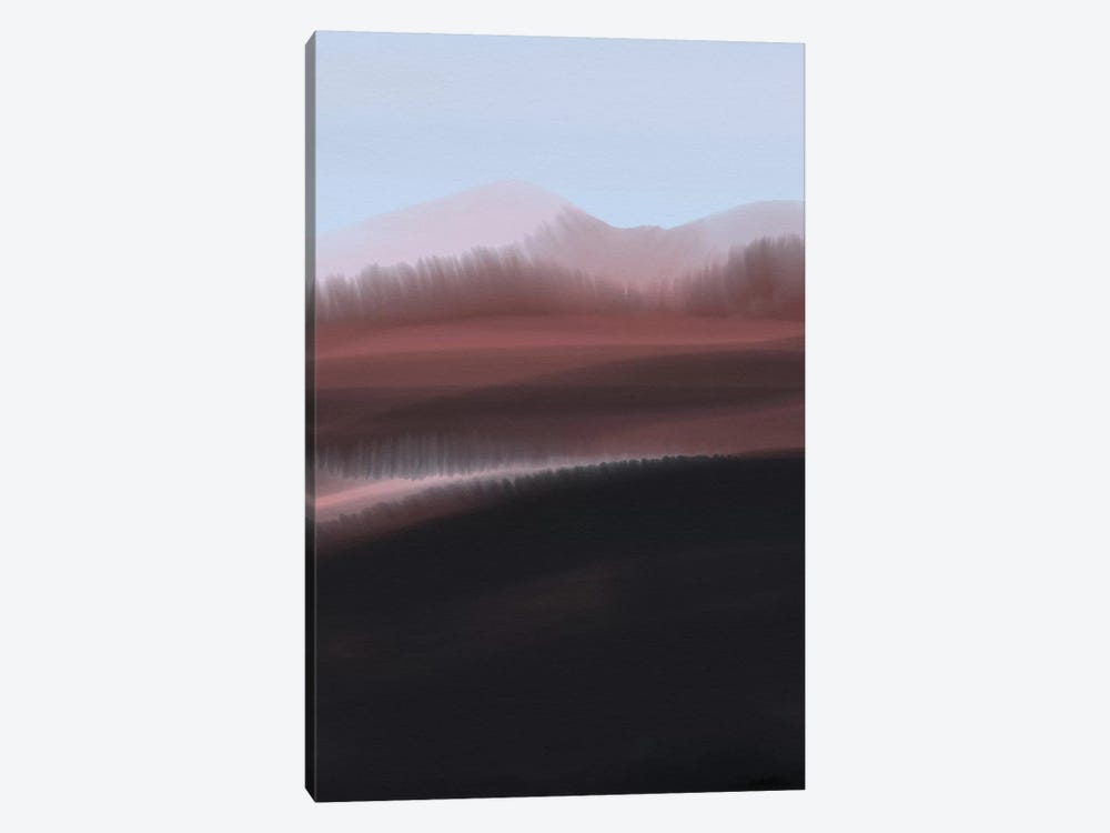 Forest Land II by Dan Hobday 1-piece Canvas Print