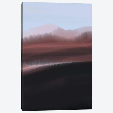 Forest Land II Canvas Print #HOB43} by Dan Hobday Canvas Art