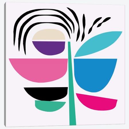 Fresh 3-Piece Canvas #HOB44} by Dan Hobday Art Print