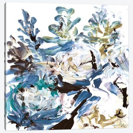 Fresh Blooms Canvas Print #HOB45} by Dan Hobday Canvas Art Print