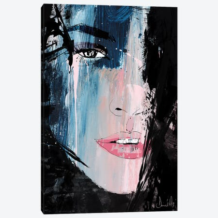 Gaze Canvas Print #HOB46} by Dan Hobday Art Print