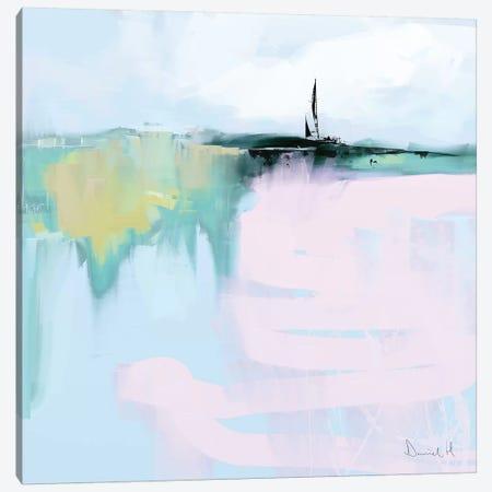 Horizon Canvas Print #HOB49} by Dan Hobday Canvas Wall Art
