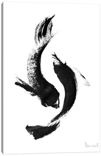 Koi Canvas Art Print