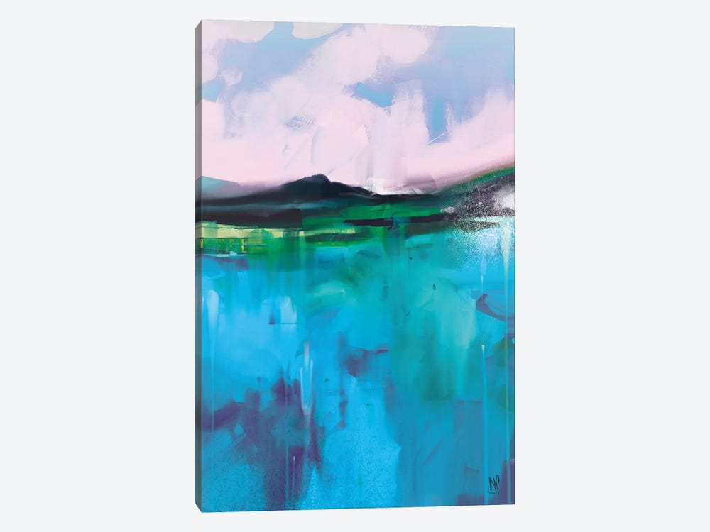 Land II by Dan Hobday 1-piece Canvas Art Print