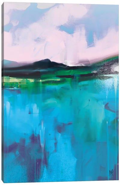 Land II Canvas Art Print