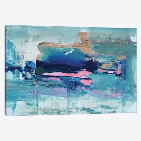 Large Ocean Canvas Print #HOB53} by Dan Hobday Art Print