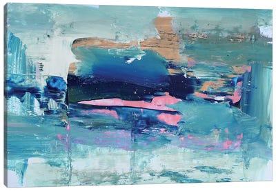 Large Ocean Canvas Art Print