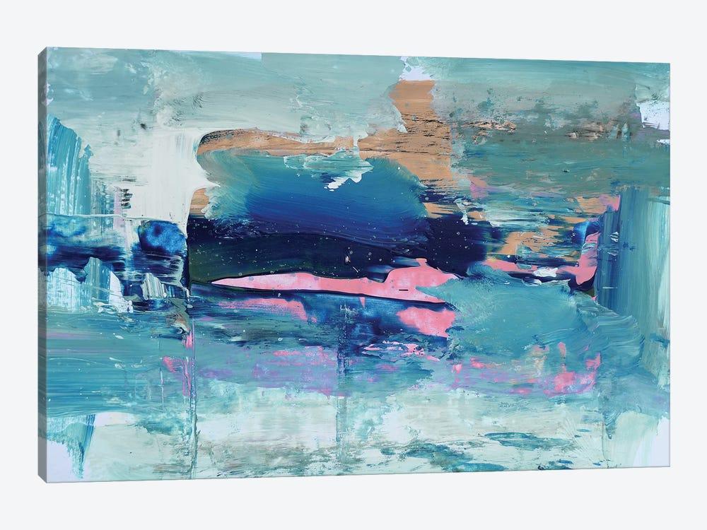 Large Ocean by Dan Hobday 1-piece Canvas Wall Art