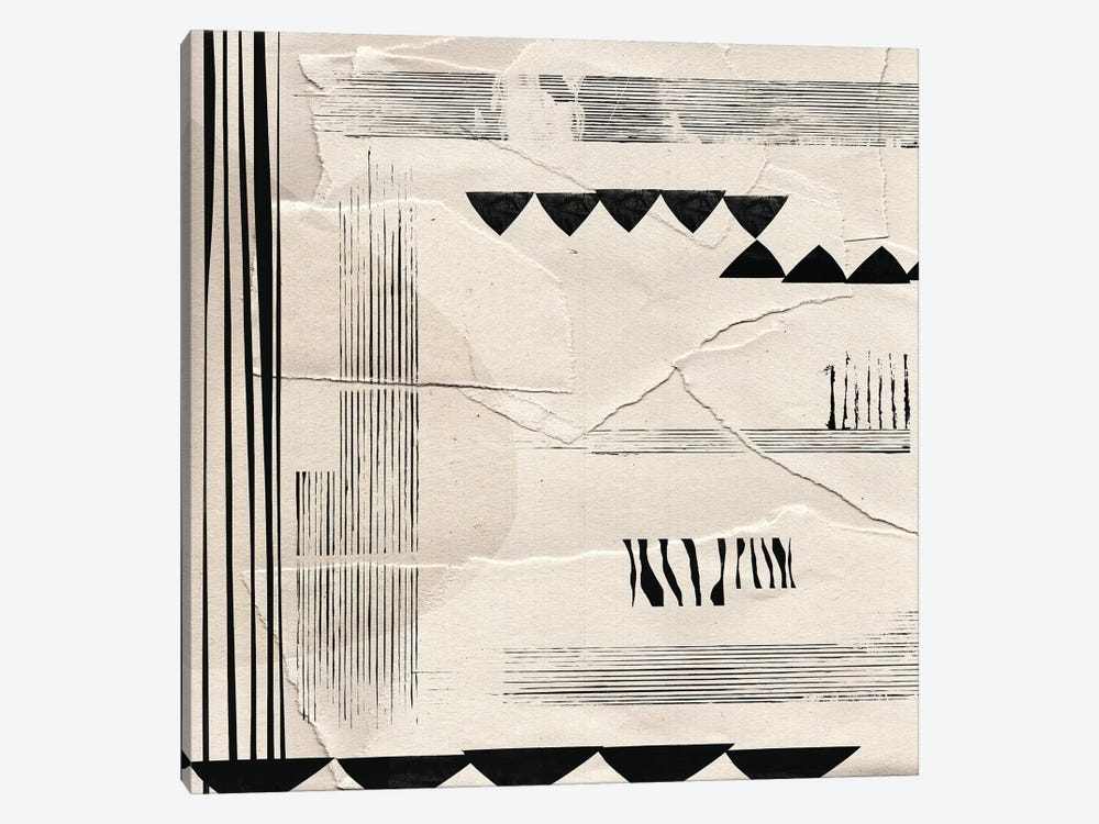 Layers by Dan Hobday 1-piece Canvas Art Print