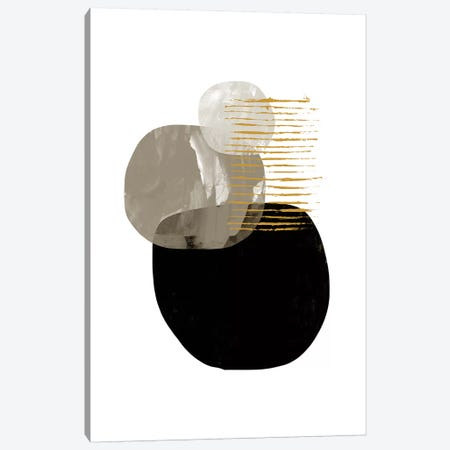 Minimal Tone Canvas Print #HOB57} by Dan Hobday Canvas Artwork