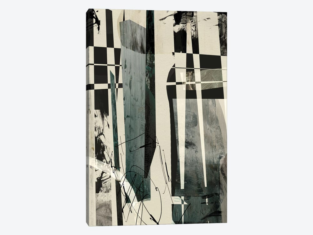 Mono by Dan Hobday 1-piece Canvas Artwork