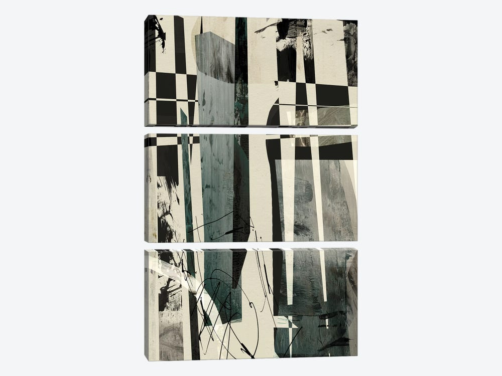 Mono by Dan Hobday 3-piece Canvas Wall Art