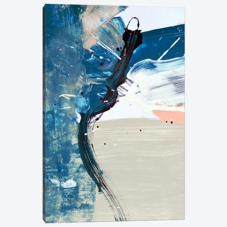 Abstract Set I Canvas Print #HOB5} by Dan Hobday Canvas Wall Art