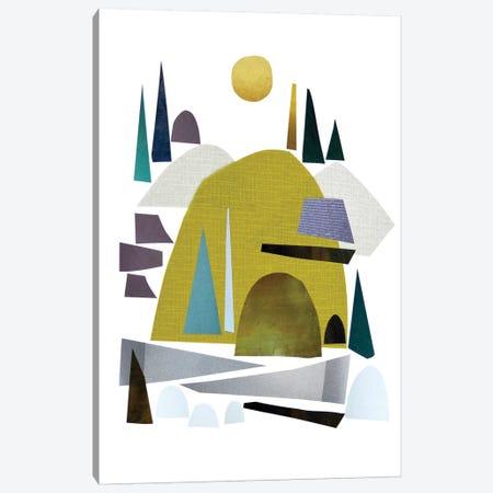 Nordic Art I Canvas Print #HOB66} by Dan Hobday Canvas Print