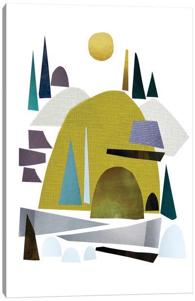 Nordic Art I Canvas Art Print