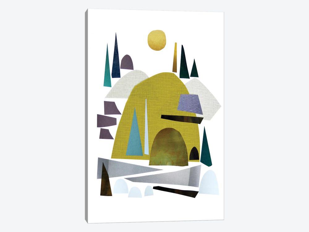 Nordic Art I by Dan Hobday 1-piece Canvas Artwork