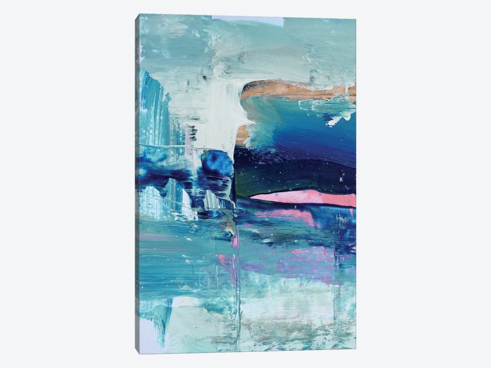 Ocean I by Dan Hobday 1-piece Canvas Artwork
