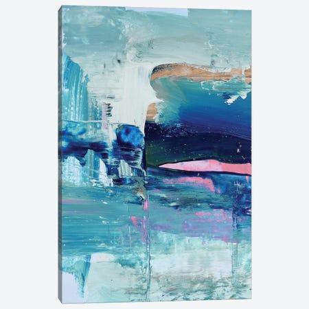Ocean I Canvas Print #HOB71} by Dan Hobday Canvas Art Print