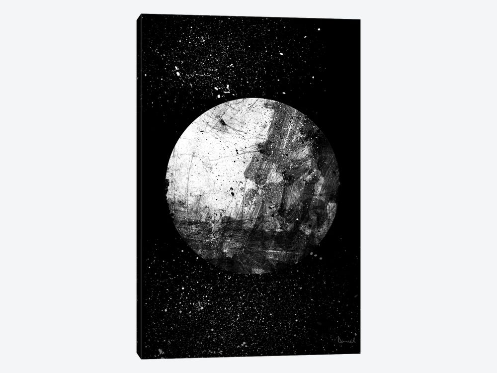 Our Moon by Dan Hobday 1-piece Canvas Wall Art