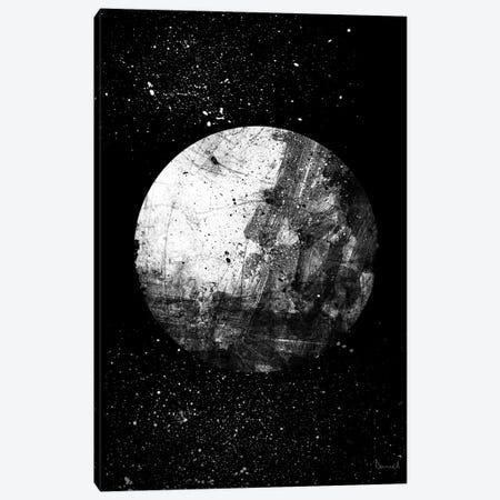 Our Moon Canvas Print #HOB75} by Dan Hobday Canvas Artwork