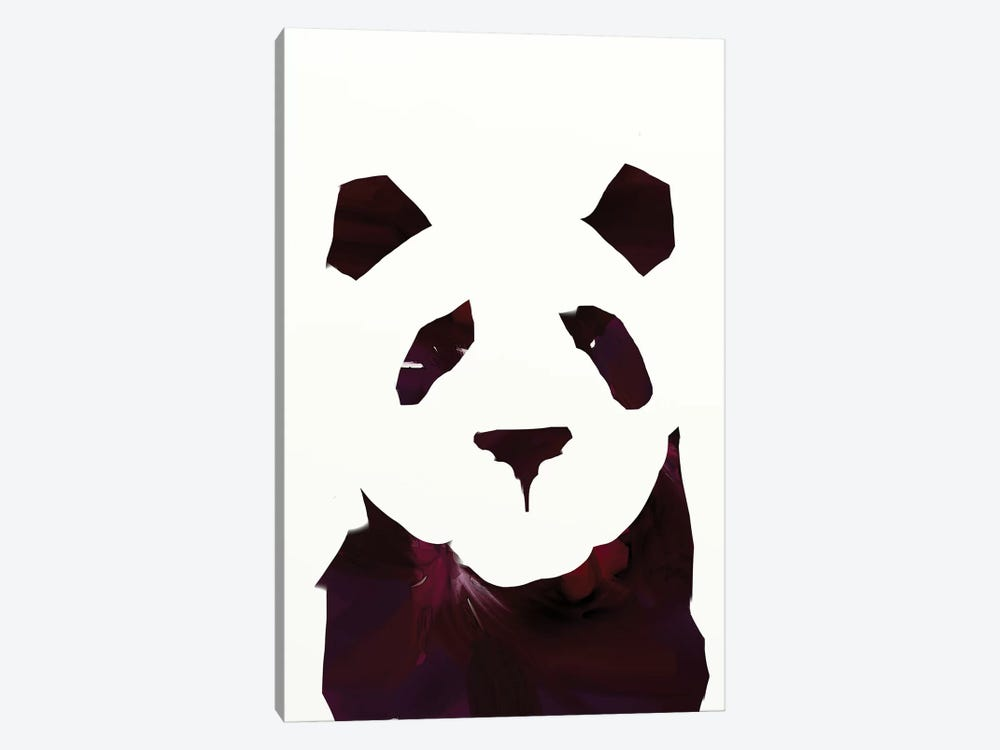 Panda I by Dan Hobday 1-piece Canvas Art Print