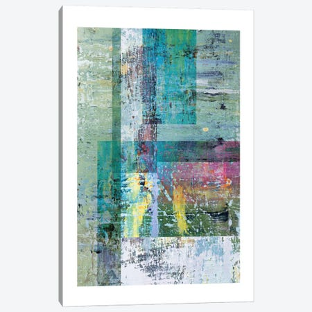Abstract Tones Canvas Print #HOB7} by Dan Hobday Canvas Art