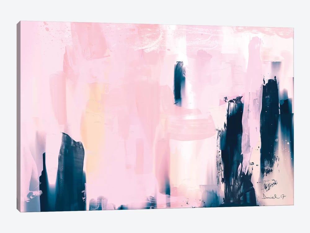 Pink Navy by Dan Hobday 1-piece Canvas Art