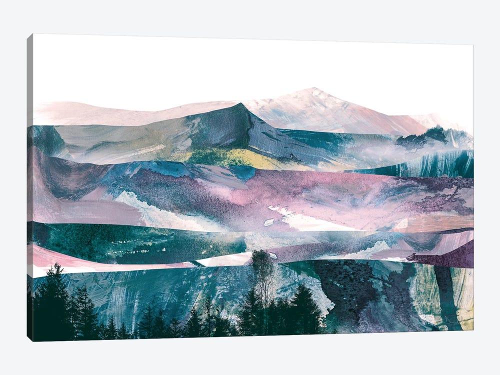 Pink Range by Dan Hobday 1-piece Canvas Wall Art