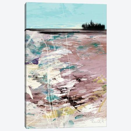 Scrub I Canvas Print #HOB85} by Dan Hobday Canvas Print