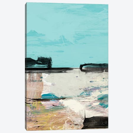 Scrub II Canvas Print #HOB86} by Dan Hobday Canvas Print