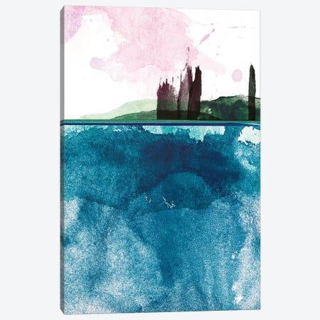 Sea II Canvas Print #HOB87} by Dan Hobday Art Print